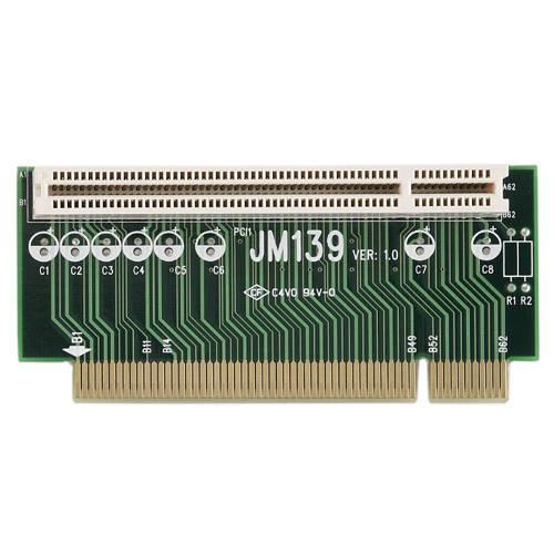 Riser card Mini-ITX con 1 slot PCI contrario
