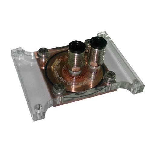 Bloque Aqua Cuplex PRO P IV 4-Hole Plug & Cool