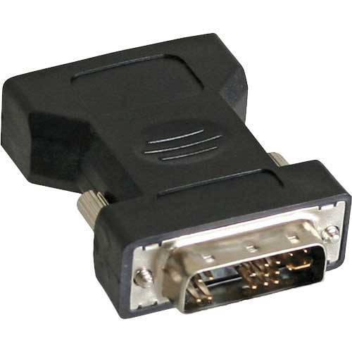 Inline 17780. Adaptador Externo DVI-A macho a VGA 15pin Hembra