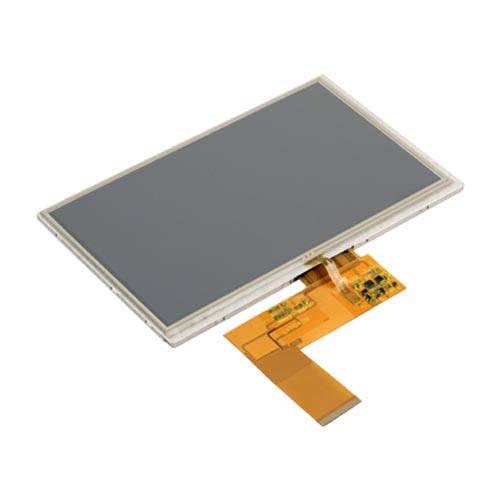 Monitor Táctil 7pulg. Open con conector ZIF de 40 Pines
