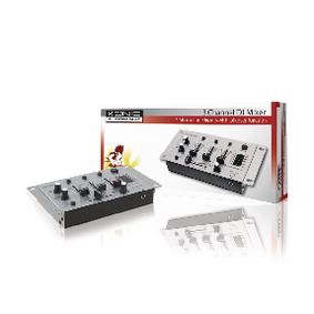 Mesa de mezclas de 3 canales para dj kn djmixer10 entretenimiento y dj pc imagine - Mesas de mezclas para pc ...