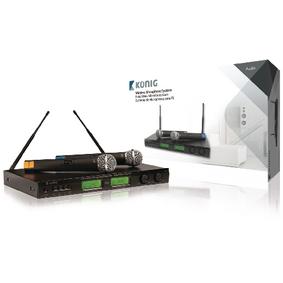 Sistema de micrófono inalámbrico de 16 canales