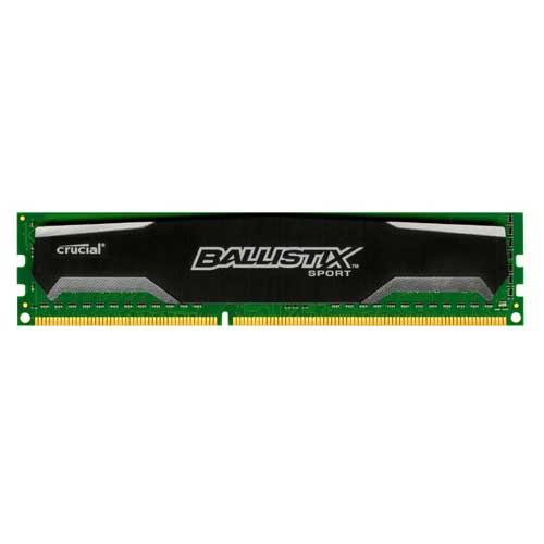 Crucial Ballistix Sport 4Gb DDR3 1600Mhz 1.5V