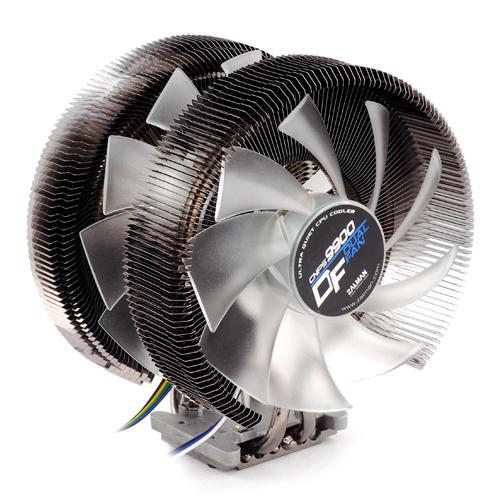 Zalman CNPS9900 DF Dual Fan