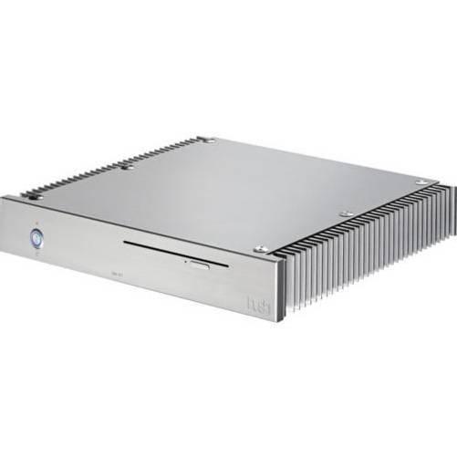 SilentPC MKIII Silver Aopen Edition (con DVDR Slot-in) sin placa