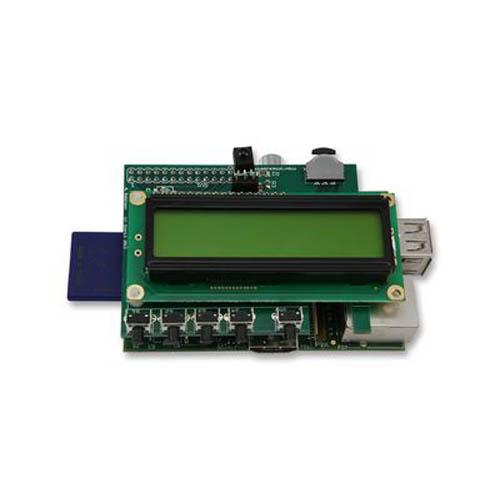 KIT placa PiFace Digital para Raspberry Pi + Display