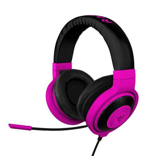 Razer Kraken Neon Purple