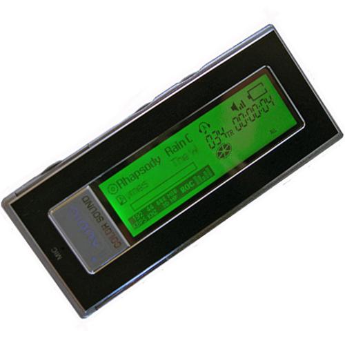 iAudio4 ColorSound Negro 128Mb con radio