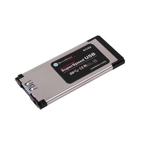 EC02: Tarjeta Expresscard/34. Salida USB 3.0 SuperSpeed