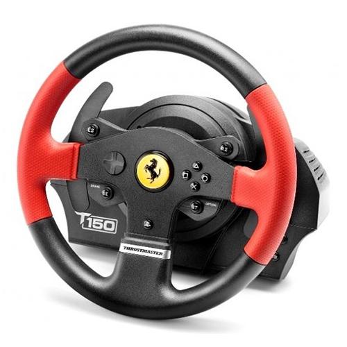 Thrustmaster T150 Ferrari Edition. Volante PS4/PS3/PC