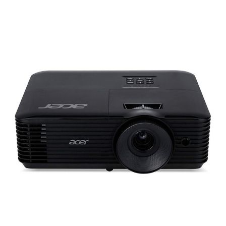 PROYECTOR DLP ACER X118 - 3D READY - 3600 LUMENES - 20000:1 - 800*600 -  4:3 -  ZOOM Y ENFOQUE MANUAL -  USB - VGA - LAMPARA 203