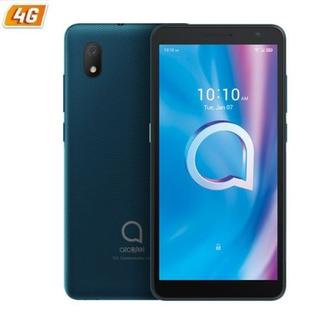 "SMARTPHONE MOVIL ALCATEL 1B 2020 5002D GREEN - 5.5""/13.97CM - QC - 2GB RAM - 16GB - CAM 8/5MPX - ANDROID 10 GO EDITION - 4G - DU"