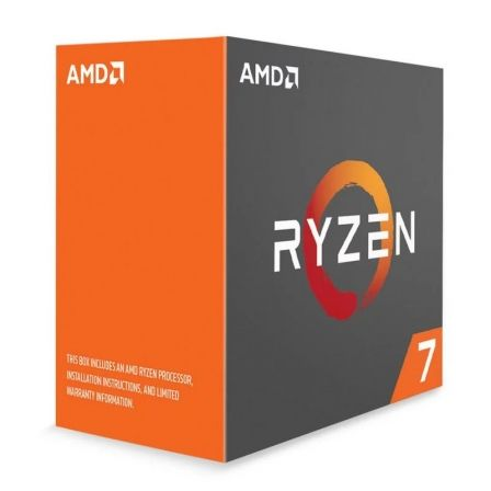 PROCESADOR AMD RYZEN 7 1700X - 3.6GHZ - SOCKET AM4