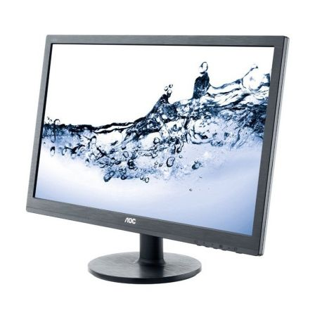 "MONITOR LED MULTIMEDIA AOC E2460SH - 24""/60.96CM - 1920X1080 FHD - 16:9 - 250CD/M2 - 20M:1 - 1MS - VGA - DVI - HDMI - VESA 100X1"