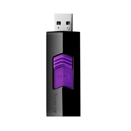 PENDRIVE APACER AH332 16GB GLAMOROUS PURPLE - USB 2.0 - COMPATIBLE WINDOWS/MAC/LINUX