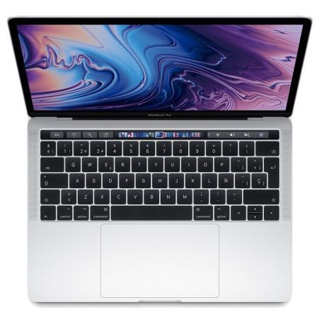 MACBOOK PRO 15 RETINA 6-CORE I7 2.2GHZ/16GB 2400MHZ/256GB/4XUSB-C/FORCE TOUCH/RADEON PRO 555X 4GB/TO