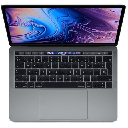 MACBOOK PRO 13 RETINA CORE I5 2,3GHZ/8GB 2133MHZ/256GB/4XUSB-C/FORCE TOUCH/IRIS PLUS GRAPHICS 655 -