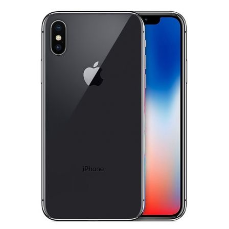 APPLE IPHONE X 256GB GRIS ESPACIAL - MQAF2QL/A |