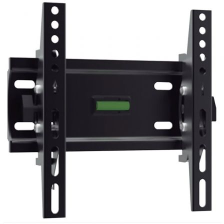 "SOPORTE PARED FIJO INCLINABLE APPROX APPST09A PARA TV 17-42""/43-106CM - MAXIMO 40KG - VESA 50*50 / 100*100 / 200*100 / 200*200"