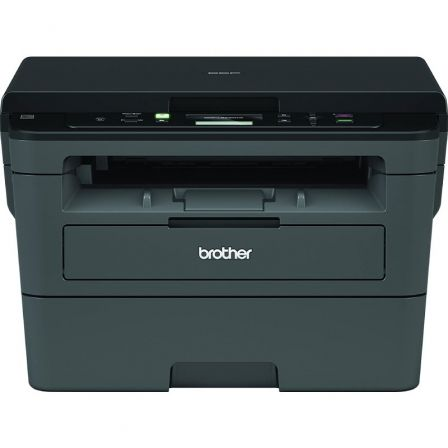 MULTIFUNCION LASER MONOCROMO BROTHER WIFI DCP-L2530DW - 30PPM - DUPLEX - ESCAN 1200*1200 - TONER TN2410 / 2420