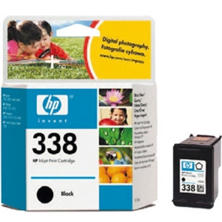 CARTUCHO NEGRO HP N338 PARA 5740/HP-OFI 1510 (11 ML) | Consumibles hp