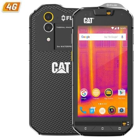 "SMARTPHONE MOVIL CATERPILLAR S60 - 4.7""/11.9CM 1280*720 - OC (4*1.5GHZ+4*1.2GHZ) - 3GB - 32GB - CAM (13MP+TERMICA)/5MP - ANDROID"