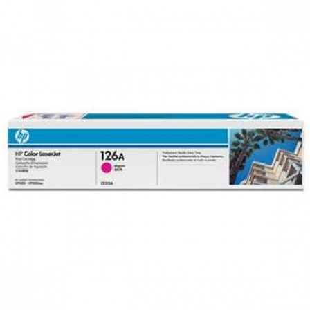 TONER MAGENTA HP N126A 1000PAG /CP1025NW -CE313A