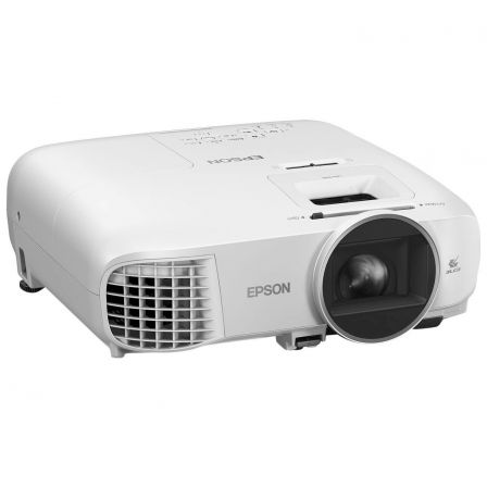 PROYECTOR 3LCD 3D EPSON EH-TW5400 - 2500 LUMENES - 30000:1 - 1920X1080 FHD - ZOOM DIG. 1.2X - VGA/MHL/HDMI/USB/COMPONENTE VIDEO
