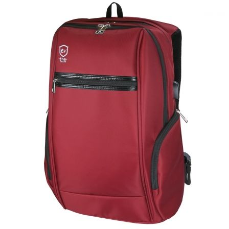 "MOCHILA E-VITTA ELITE BACKPACK RED - PARA PORTATILES HASTA 15,4""-16""/39.11-40.64CM - CONECTOR USB PARA POWERBANK - 2 COMPARTIMEN"