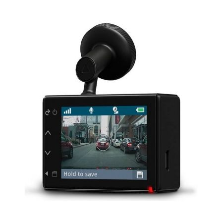 CAMARA GARMIN DASHCAM 45 - 2.1MP - VIDEO 1080P - PANTALLA 5.1CM - GPS - DETECCION AUTOMATICA INCIDENTES - BATERIA - MONTAJE MAGN