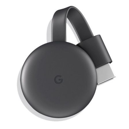 GOOGLE CHROMECAST 3 - HDMI - MICRO USB - RESOLUCION 1080P - WIFI AC - ANDROID / IOS / MAC / WINDOWS | Android tv - miracast