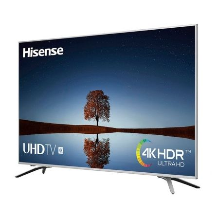 "TV LED HISENSE 50A6500 - 50""/127CM 4K - HDR - DVB-T2+C+S2 - SMART TV - 3XHDMI - 2XUSB - MODO HOTEL"