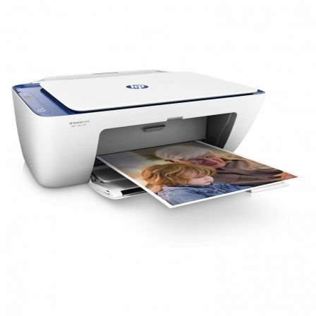 MULTIFUNCION HP WIFI DESKJET 2630 - 7.5/5.5 PPM ISO - RES. HASTA 4800X1200PPP - SCAN 1200PPP OPTICA 24BITS - COPIA 600X300PPP - | Multifunciones tinta