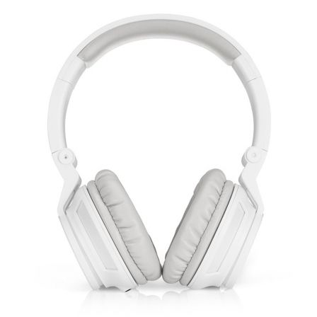 AURICULARES HP H3100 WHITE - MICROFONO INCORPORADO - CABLE DESMONTABLE - JACK 3.5MM | Auriculares