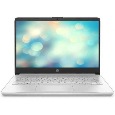 "PORTATIL HP 14S-DQ1029NS - W10 - I5-1035G1 1.0GHZ - 8GB - 256GB SSD PCIE NVME - 14""/35.6CM HD - HDMI - BT - NO ODD - PLATA NATUR 