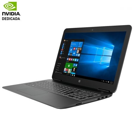 "PORTATIL HP 15-BC401NS - I5-8250U 1.6GHZ - 8GB - 1TB - GEFORCE GTX1050 2GB - 15.6""/39.6CM FHD - BT - HDMI - 3XUSB - W10 - NEGRO 