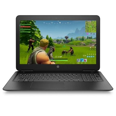 "PORTATIL HP 15-BC451NS - I7-8750H 2.2GHZ - 8GB - 1TB+128SSD - GEFORCE GTX1050 4GB - 15.6""/39.6CM FHD - WIFI AC - FREEDOS 2.0 - N 