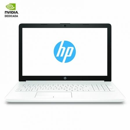 "PORTATIL HP 15-DA0078NS - I7-8550U 1.8GHZ - 8GB - 256GB SSD - GEFORCE MX130 2GB - 15.6""/39.6CM - HDMI - WIFI BGN/AC - BT - FREED 