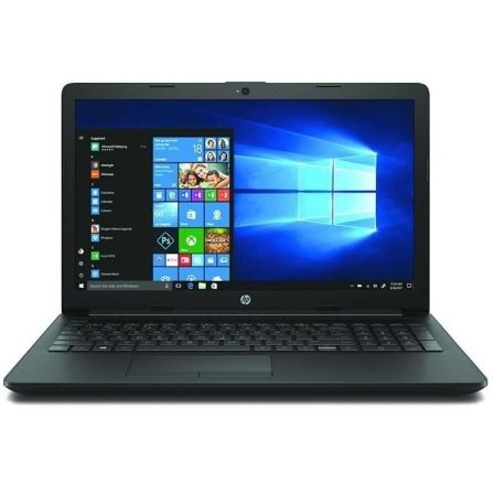 "PORTATIL HP 15-DA1032NS - I5-8265U 1.6GHZ - 8GB - 256GB SSD - 15.6""/39.6CM HD - HDMI - BT - NO ODD - W10 HOME - NEGRO AZABACHE 