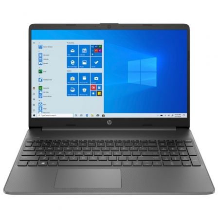 "PORTATIL HP 15S-EQ1007NS - W10 S - RYZEN 3 3250U 2.6GHZ - 8GB - 256GB SSD PCIE NVME - RAD R3 - 15.6""/39.6CM HD - HDMI - BT - NO"