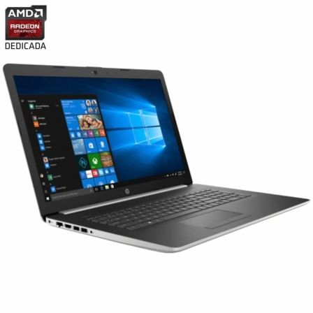 "PORTATIL HP NOTEBOOK 17-BY0004NS - I3-7020U 2.3 GHZ - 8GB - 1TB - AMD RADEON 520 2GB - 17.3""/43.9CM HD+ - DVD+-RW - HDMI - WIFI 