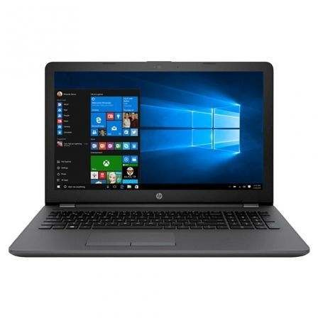 "PORTATIL HP 250 G6 1TT46EA - INTEL N3060 1.6GHZ - 4GB - 500GB - 15.6""/39.6CM HD - DVD+-R/RW - BT - TEC NUMERICO - HDMI - W10 - N 