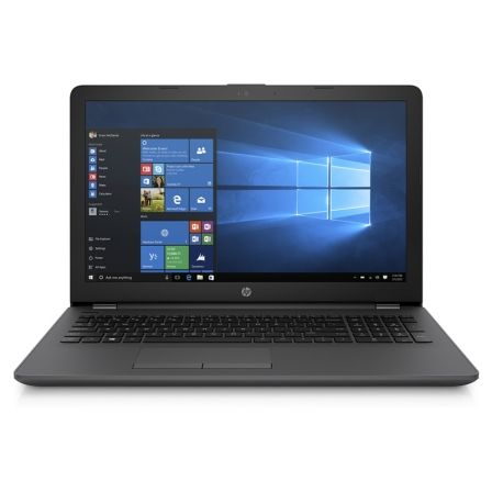 "PORTATIL HP 250 G6 1XN28EA - I3-6006U 2GHZ - 4GB - 500GB - 15.6""/39.6CM HD - DVD+-R/RW - BT - TEC NUMERICO - HDMI - W10 - NEGRO 