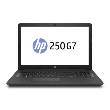 "PORTATIL HP 250 G7 6BP64EA - I5-8265U 1.6GHZ - 4GB - 500GB - 15.6""/39.6CM HD - DVD RW - BT - HDMI - FREEDOS 