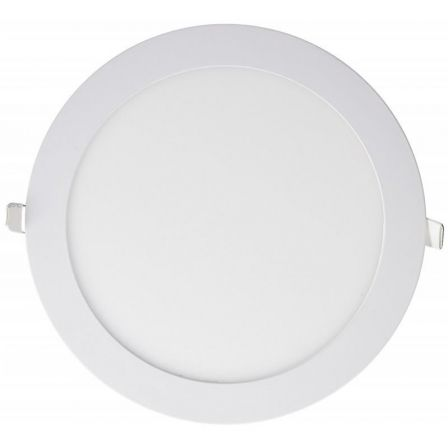 DOWNLIGHT EXTRAFINO IGLUX LS-102107-FB EMPOTRABLE CIRCULAR - 7W - 6000K - BLANCO - 570 LUMENES - O120X19 MM