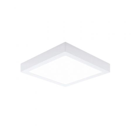 DOWNLIGHT SUPERFICIE CUADRADO - SUP-102407-FB - 7W - 6000K - BLANCO - 570 LUMENES - 120X120X35 MM