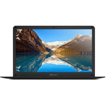 "PORTATIL INNJOO VOOM V2 BLACK - W10 - INTEL N3350 1.1GHZ - 4GB - 64GB EMMC - 14.1""/35.8CM - WIFI - BAT. 4000MAH"