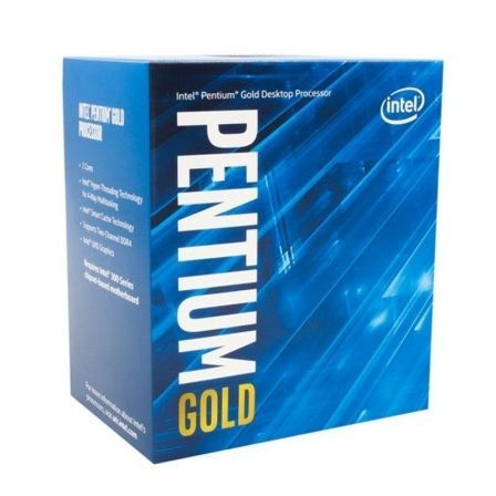PROCESADOR INTEL PENTIUM GOLD G5400 - DUAL CORE - 3.70GHZ - LGA1151 8TH GEN - 4MB CACHE - UHD GRAPHICS 610 | Procesadores intel