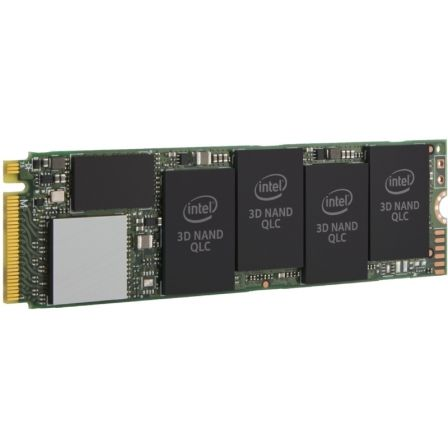 DISCO SOLIDO INTEL SSDPEKNW512G8XT 660P 512GB - PCIE NVME 3.0 - FACTOR FORMA M.2 2280 - LECTURA 1500MB/S - ESCRITURA 1000MB/S | Discos ssd (msata - m.2 - pcie)