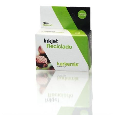 CARTUCHO DE TINTA KARKEMIS RECICLADO BROTHER LC980C/LC1100C - CIAN - 7ML - COMPATIBLE SEGUN ESPECIFICACIONES | Consumibles compatibles brother